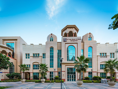 SP Jain's Dubai campus awarded 4-star rating by KHDA