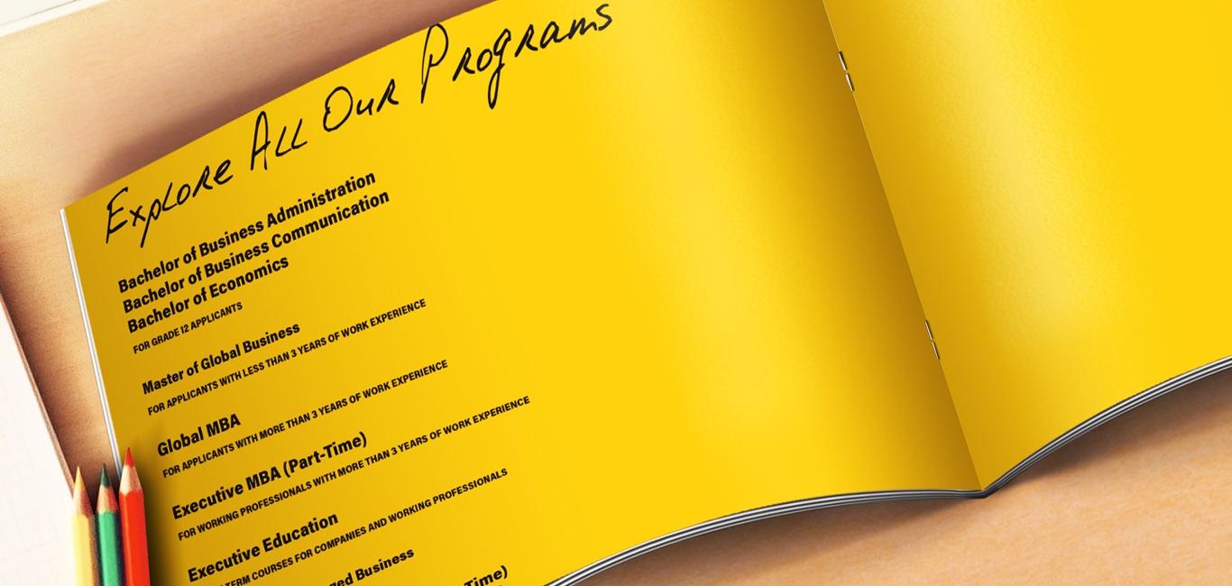 SP Jain Brochure