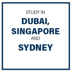Study in 3 cities