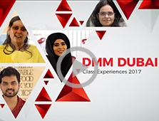 DMM Dubai: Class Experience - 2017