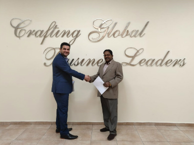 SP Jain signs MoU with World Sustainable Business Forum