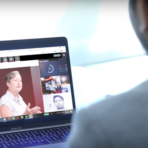 This is not a typical online LEARNING PLATFORM