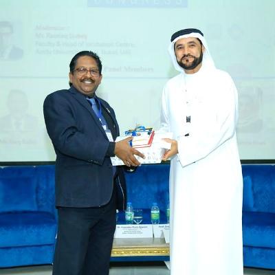Prof. Christopher Abraham, Professor and Head of Campus (Dubai)