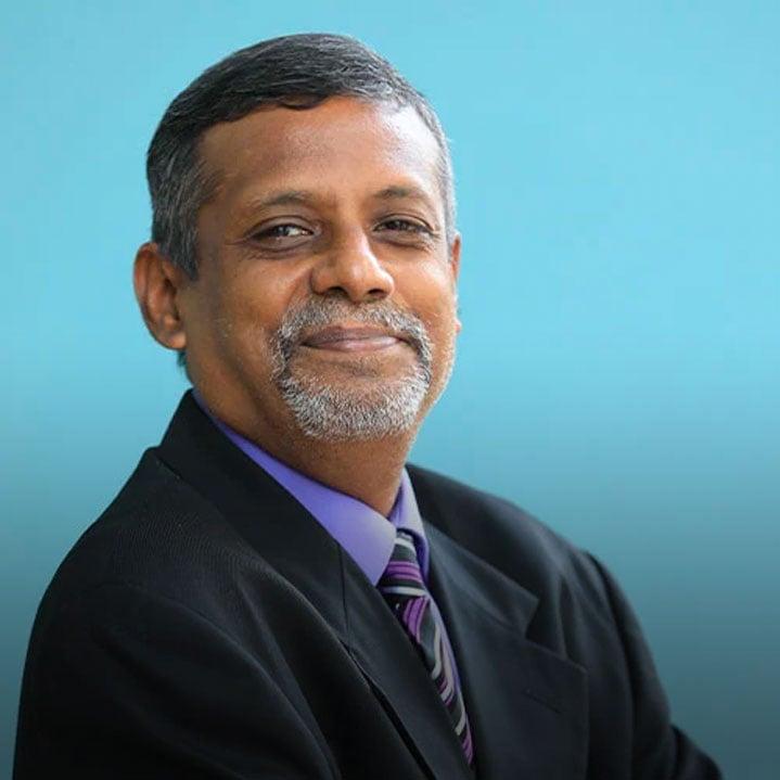 With Dr Vaidyanathan Jayaraman