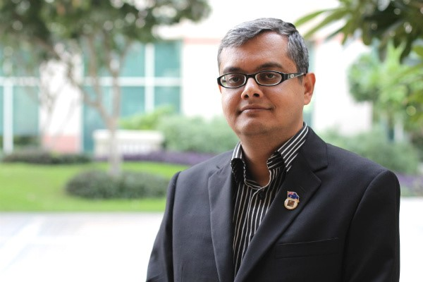 Dr Arindam Banerjee shares his views with Khaleej Times on New-age concepts of business from S P Jain's world-class faculty
