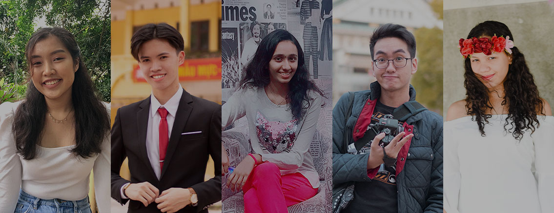 Our students from the 2020 Intake share why they chose SP Jain