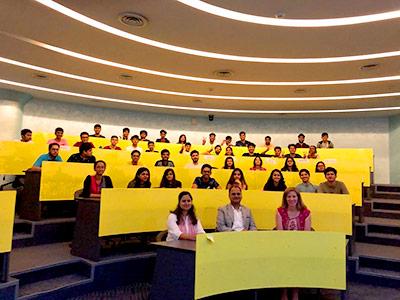 BBA Student Workshop at Mumbai