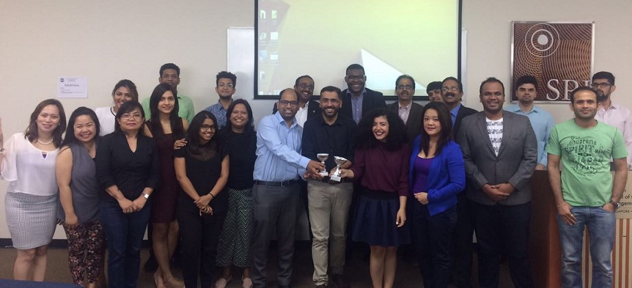 """""""Be Your Own Life Coach"""" – SPJ Toastmasters Club Meeting"""