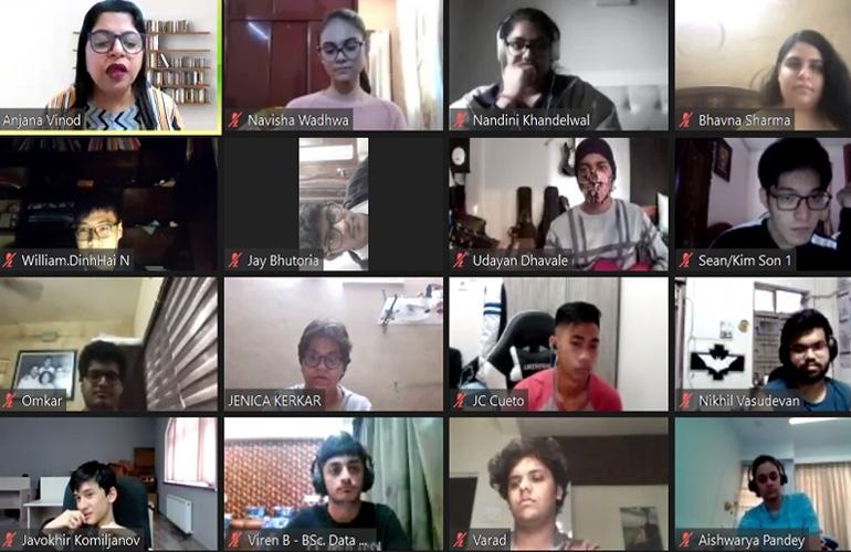 Understanding Team Development – With Anjana Vinod (Positivity Coach and Trainer)