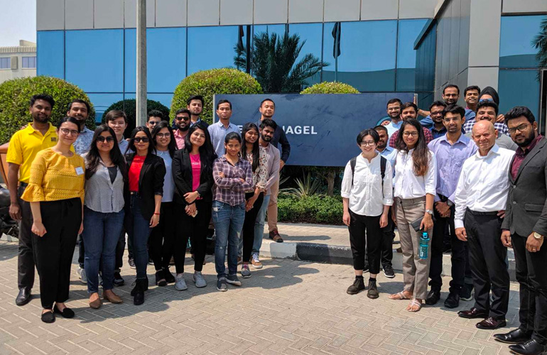 Understanding operations and supply chain at Kuehne + Nagel