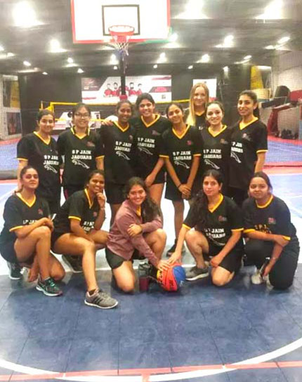 Jaguars compete at DIAC Sports Cup – Anshula Kumar (BEC 2016) shares her experience