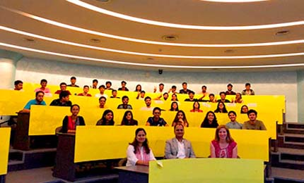 Corporate Reputation, CSR and Stakeholder Engagement – BBA Student Workshop in Mumbai