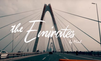 Minh Nguyen (BBA'17) wins accolades for his short film 'The Emirates'