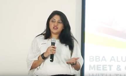 Alumni Success Story: Ketaki Verma (BBA 2012)