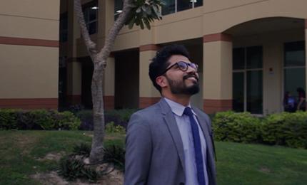Jassim Abubacker (EMBA Dubai) shares his SP Jain experience