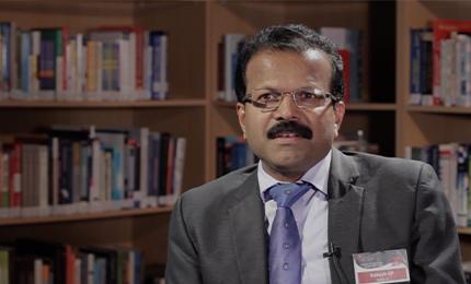 EMBA Alumni Experience: Rakesh KP