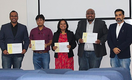 Public Speaking Internal Club Contest – SPJ Toastmasters Club Meet