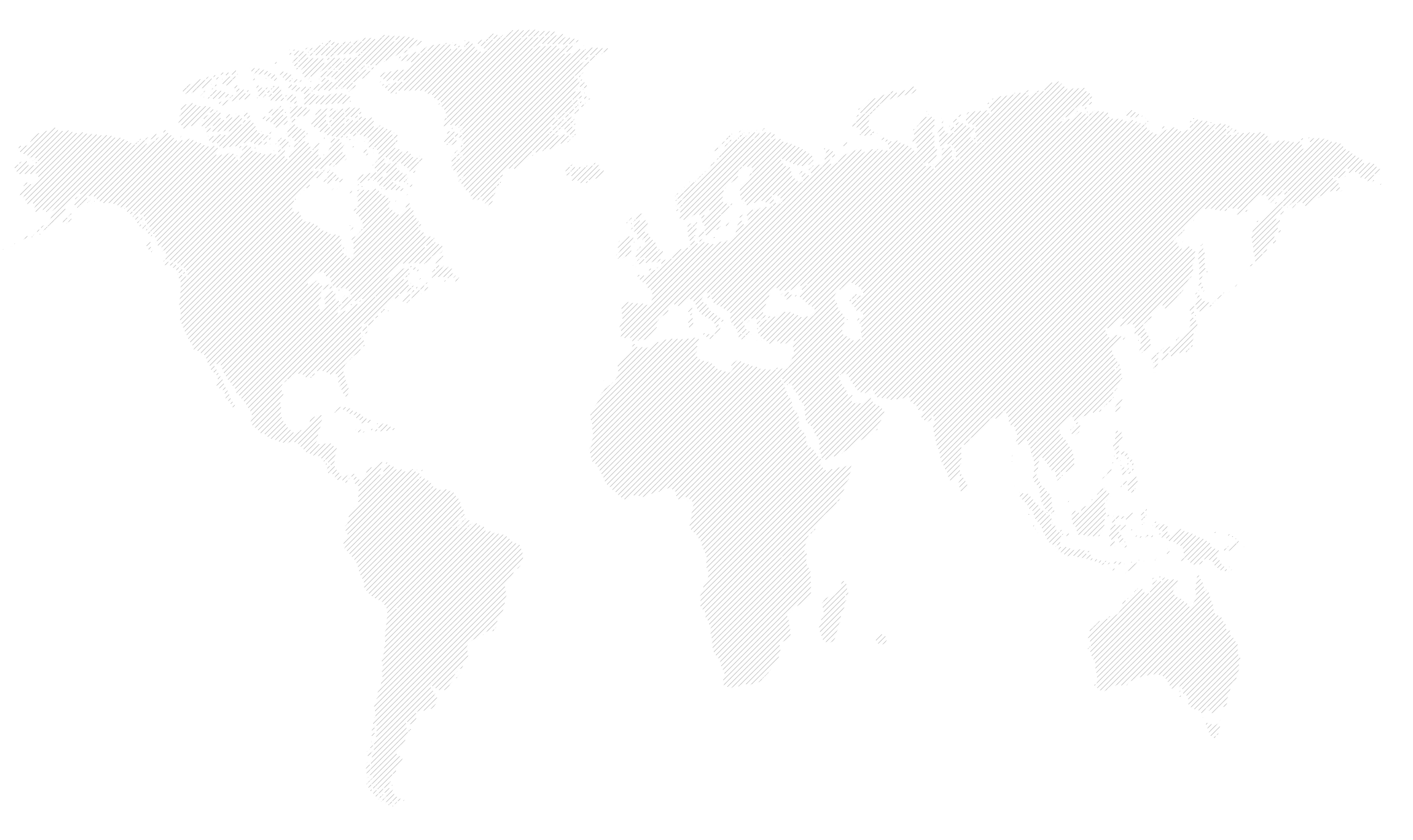 GMBA Countries Represented Map