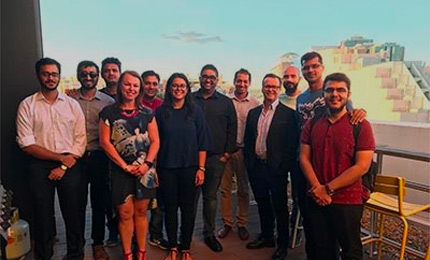 Antidote to Indifference – Global MBA Students Visit JWT Colloquial, Sydney