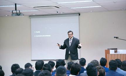 Postgraduate Orientation Day, Singapore – Class of January 2019