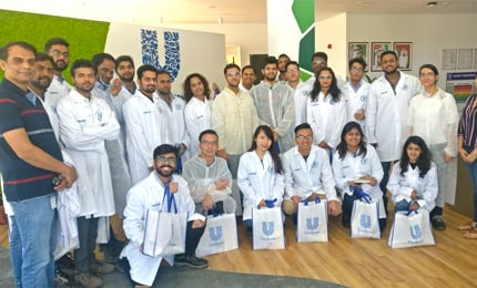 The growing personal care industry – What I learnt during my visit to Unilever Dubai