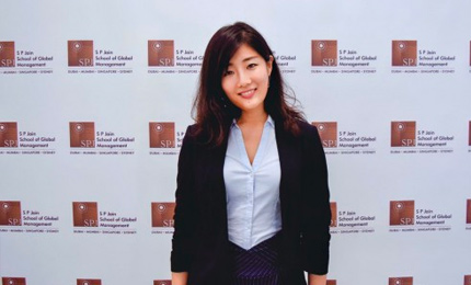 A Chinese medical student's global business learning journey