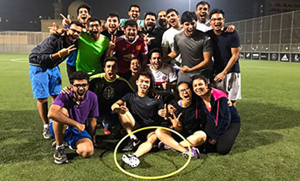 Battle of the Division – Intra MGB Sports Tournament at the Dubai Campus