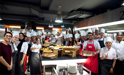 Exploring the world of culinary at ICCA Dubai