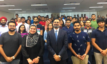 Future of Work – Abhilash Misra, CEO of NSE Academy