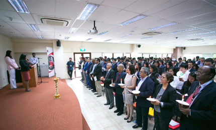 SP Jain Global welcomes the Postgraduate Class of January 2019 at Singapore campus
