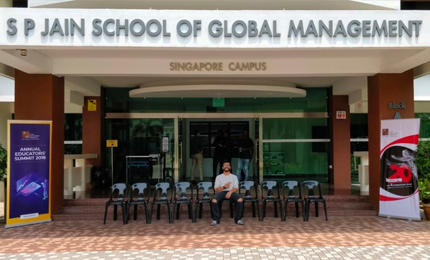 Working the Wanderlust: A global education at SP Jain