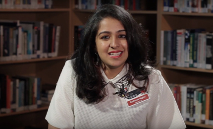 Transforming her career in logistics – Rashmee Raghu (MGB'15)