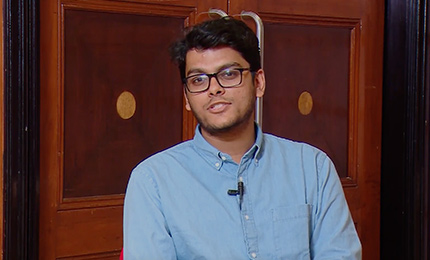 Internship Experience: Ankur Bachhawat (MGB 2017)