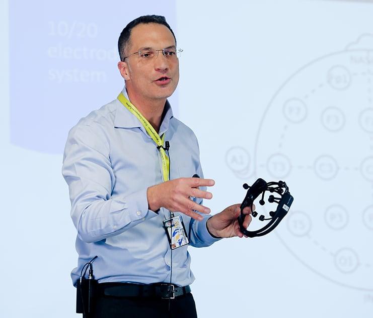 Nicolas-Hamelin-neuroscience-leadership-event
