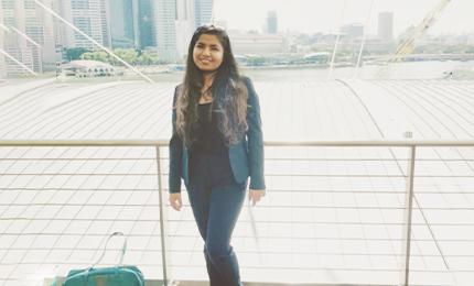 Finding my way at SP Jain Global, IDC & Cogoport: Aishwarya Gupta (MGB 2019)