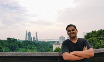 Learning By Doing – Prashant Verma's Internship Story With Aramex
