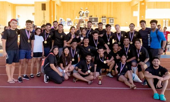 SP Jain students emerge as champions at the NTU MBA Olympics 2020