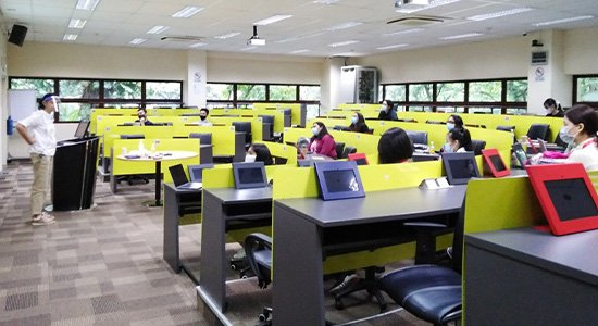 Classes have resumed at our Singapore campus from October 26, 2020, onwards