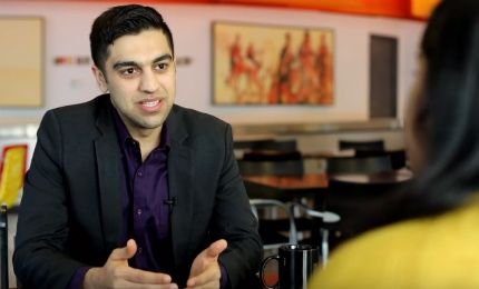 EMBA (Dubai) students Kshama Ballal and Satyen Babla share their program experiences