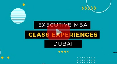 Class Experiences: Executive MBA at S P Jain Dubai