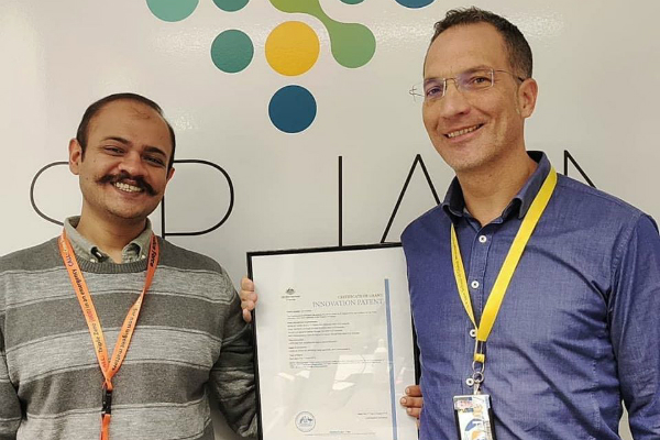 "Milestone for SP Jain: Innovation patent on ""A System for Leadership Skills Measurement"""
