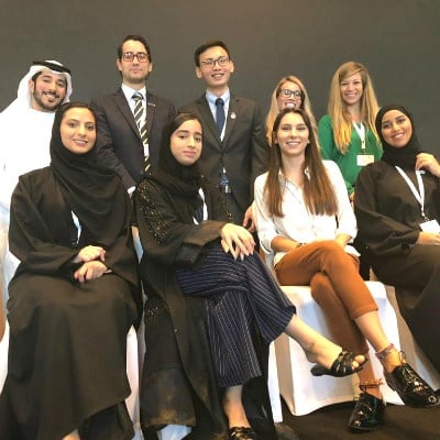 SP Jain Global among Top 3 Institutions in the UAE to represent at Global Forum 2018