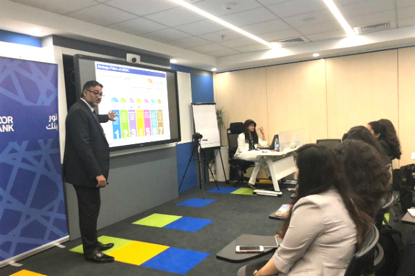 Industry Visit to Noor Bank: Understanding Global Islamic Finance Trends and Digital Transformation in the Middle East Banking Sector