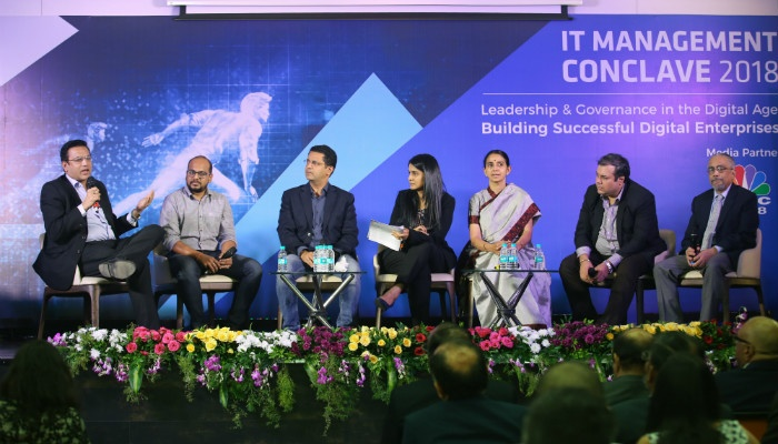 Building Successful Digital Enterprises – SP Jain Mumbai hosts IT Management Conclave 2018